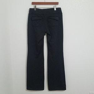 Athleta Pants - Athleta Fleece Lined Flap Pocket pants SZ XL